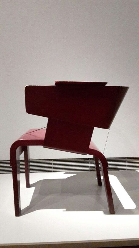 Deense stoel Gerrit Rietveld