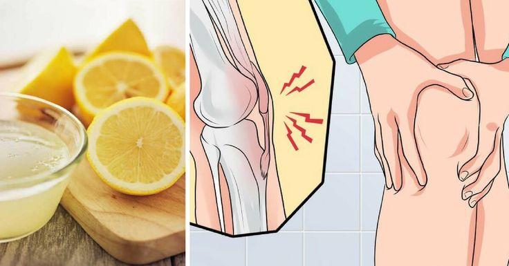 20 Rimedi Naturali per ridurre all'istante il dolore alle ginocchia + 16 consigli extra per aiutare la guarigione