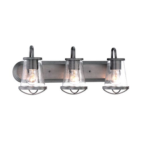 Found it at Wayfair - Darby 3 Light Vanity Light