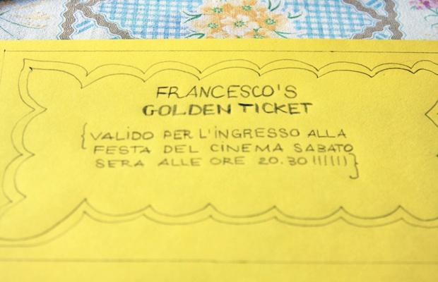 Creiamo un biglietto di invito al cinema personalizzato! http://www.piccolini.it/post/471/biglietto-di-invito-al-cinema-personalizzato/