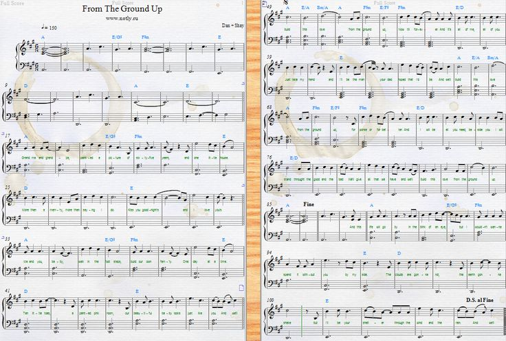 my house flo rida piano sheet music pdf