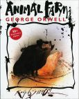 "Animal Farm: A Fairy Story Banned: political content; the phrase ""masses will revolt"""