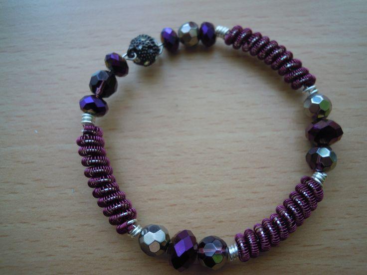 lila wirw spiral