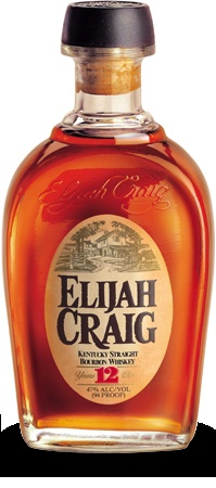 Award winning Elijah Craig Small Batch #Bourbon - name after a man of the cloth - say no more !