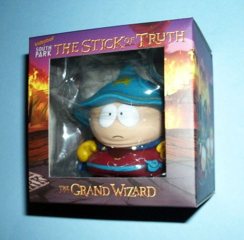 "South Park The Stick of Truth Grand Wizard Cartman Vinyl Figure New Kidrobot 3"" | eBay"