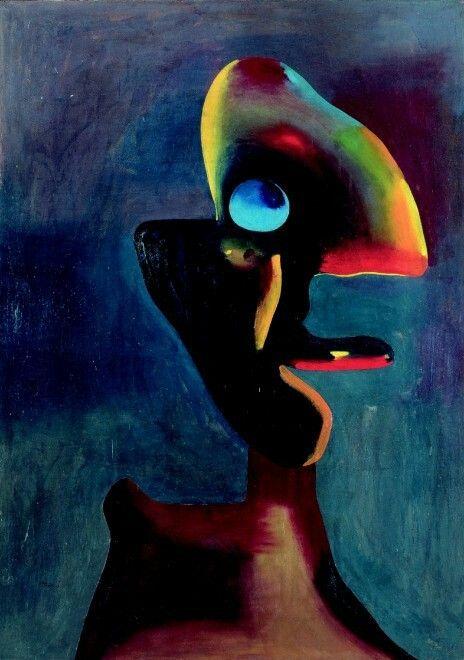 Testa d'Uomo, 1935