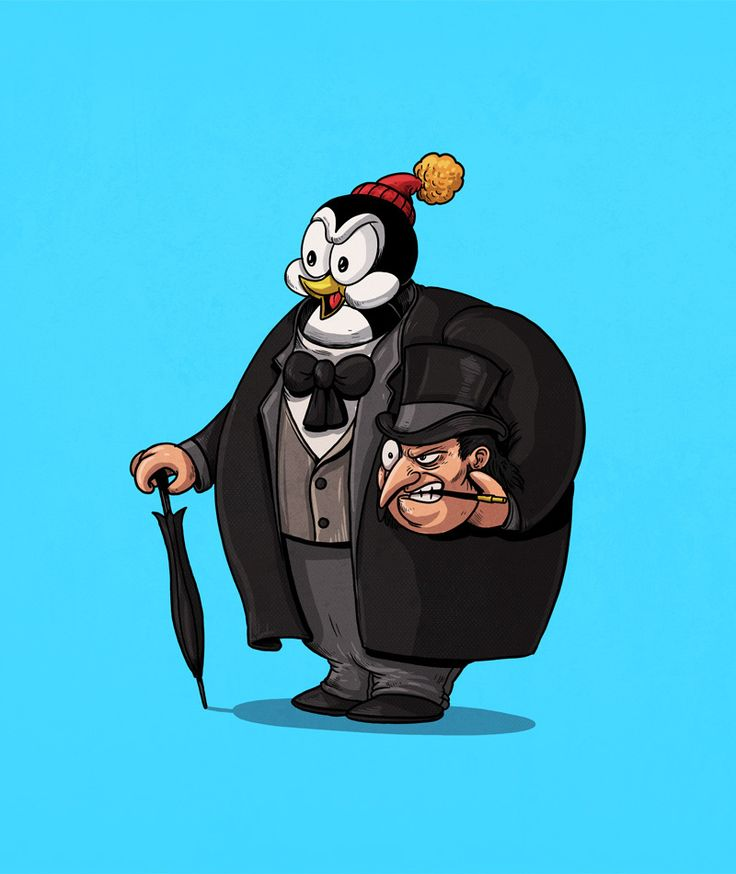 The Penguin / Chilly Willy