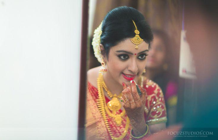 Ganesh Venkatram and Nisha Krishnan Wedding