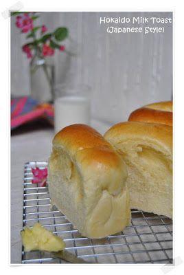 KRISTA MOCAF KITCHEN: Hokaido Milk Toast (Japanese Style) - Not Gluten F...