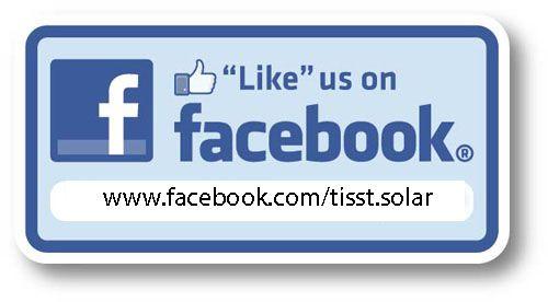 Já somos 600 no facebook ! 20/02/2015 :: Energia Solar Térmica TISST