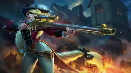 Lesley Royal Musketeer by makinig (With images) | Mobile ...