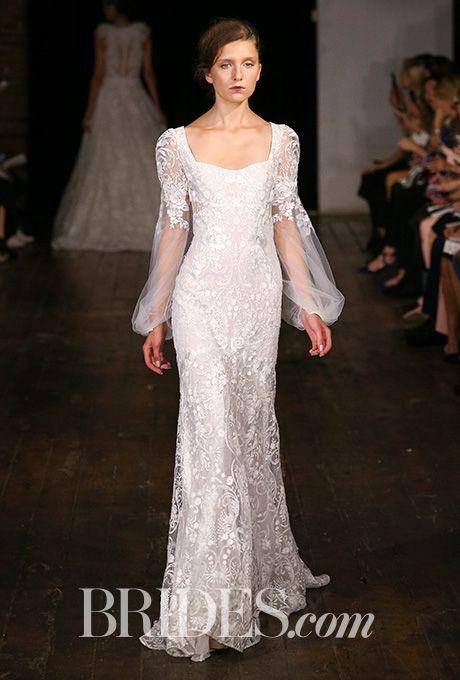 Brides: Alyne by Rita Vinieris Wedding Dresses - Fall 2017 - Bridal Fashion Week