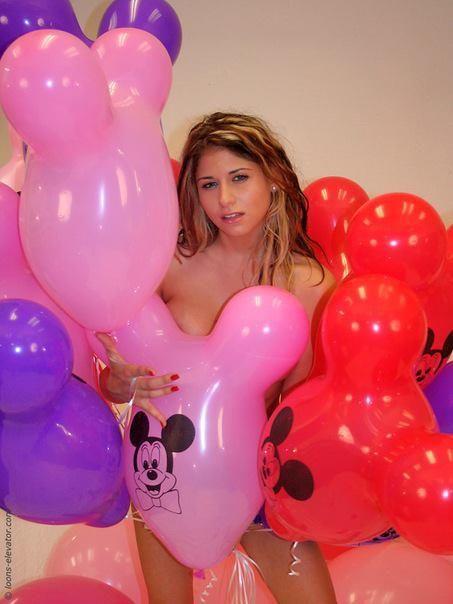 Pin By Doug Duckman On Pink Balloons Disney Balloons Balloons Pink Balloons