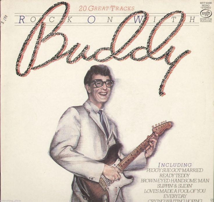 Lyric everyday lyrics buddy holly : 908 best I love Buddy! images on Pinterest | Buddy holly, Ritchie ...