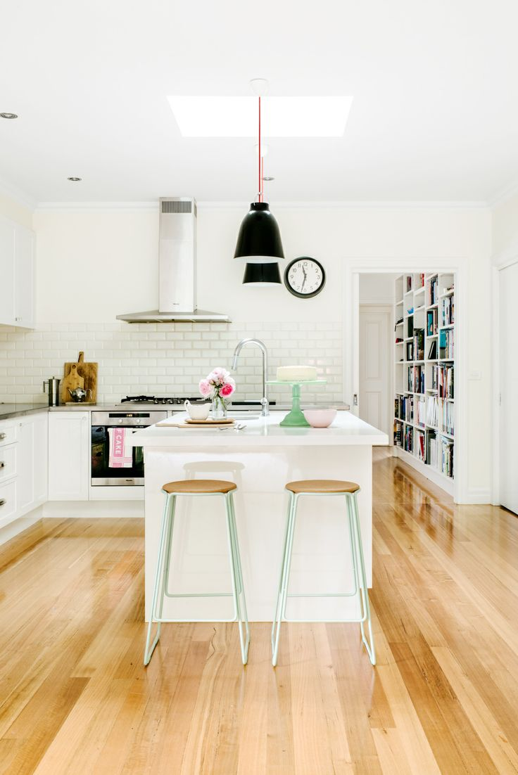 Kitchen by One Girl Interiors Photography by Brooke Holm Styling by Marsha Golemac