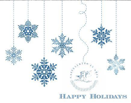 Happy Holidays da Castelletto in Aria