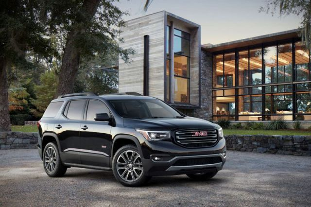 2019 Gmc Acadia Comes With A Plenty Of Changes Gmc Acadia