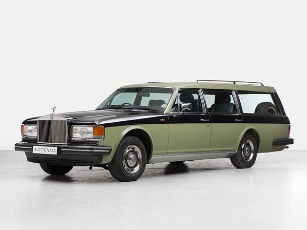 1983 ROLLS-ROYCE SILVER SPIRIT ESTATE Maintenance/restoration of old/vintage vehicles: the material for new cogs/casters/gears/pads could be cast polyamide which I (Cast polyamide) can produce. My contact: tatjana.alic@windowslive.com