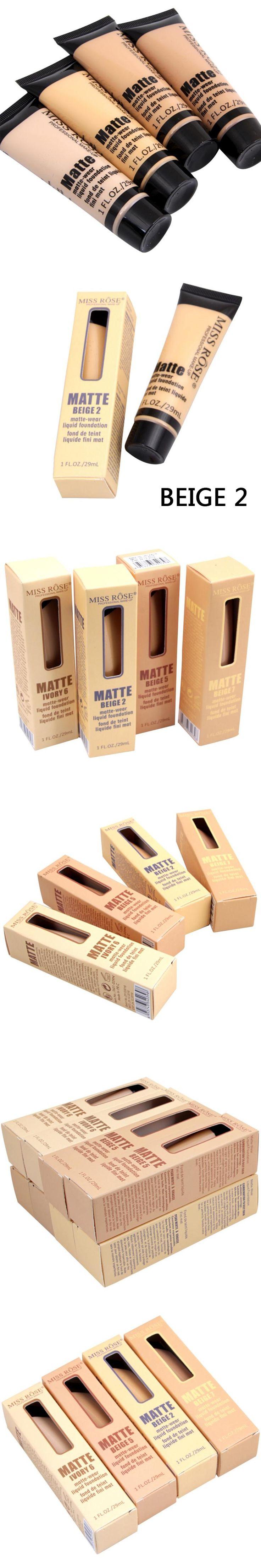2017 NEW  Waterpoof Long Lasting Oil Control BB Cream Liquid Foundation Bright Colors Sunblock Highlighter Concealer Cream M3