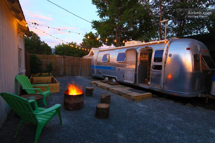 17 best images about airstream airbnb on pinterest for Airstream rentals santa barbara