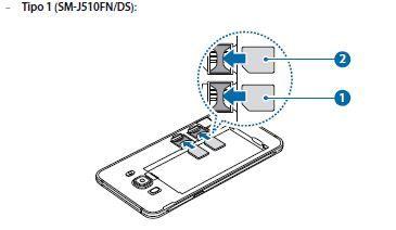 Galaxy J7 2016 quale scheda SIM telefonica ci vuole
