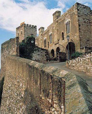 Castillo de la Suda, Tortosa, Catalonia - Spain