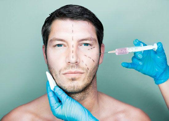 Popular #cosmetic #enhancements for men | elevatemagazine.com