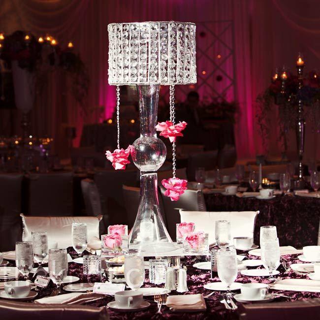 185 Best Wedding Centerpieces Images On Pinterest Fl Arrangements Decor And Table Centers
