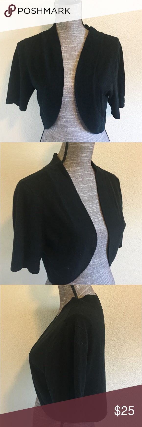 Motherhood Open Crop Cardigan Sweater Motherhood Open Crop Cardigan Sweater  Size: L Material: 100% polyester   Machine wash: wash cold/ tumble dry low Condition: no rips no stains   ❌no holds ❌no trades (A13) Motherhood Maternity Sweaters