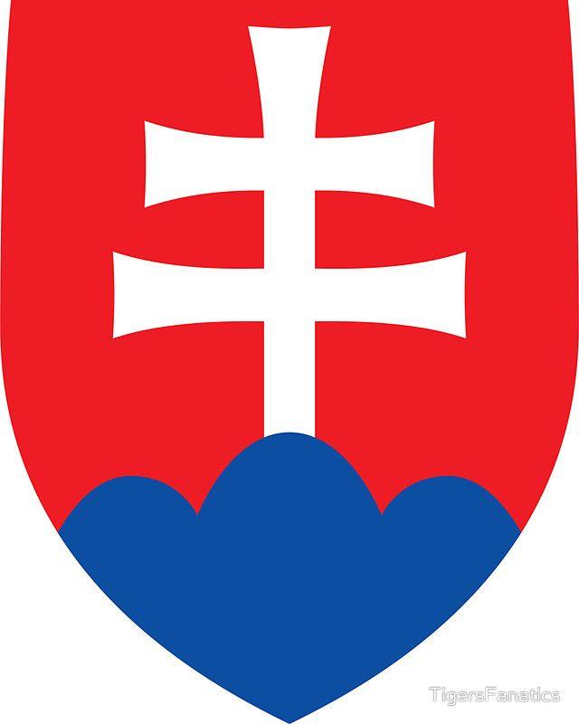 Slovakia Stickers