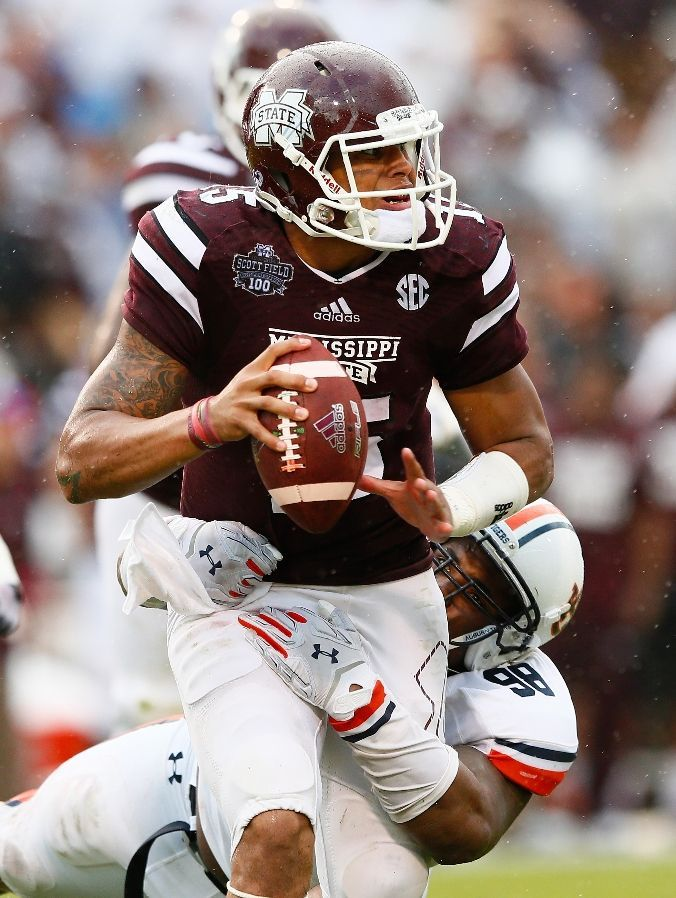 Mississippi State Football - Bulldogs Photos - ESPN Its hard to bring the Dakman down