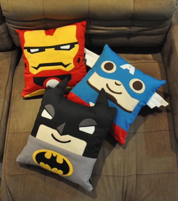 Almofadas DC Comics