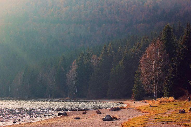 Saint Ana Lake, Romania (Fall 2013)
