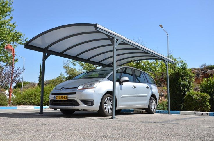 19 Best Car Shade Images On Pinterest Flat Roof Metal