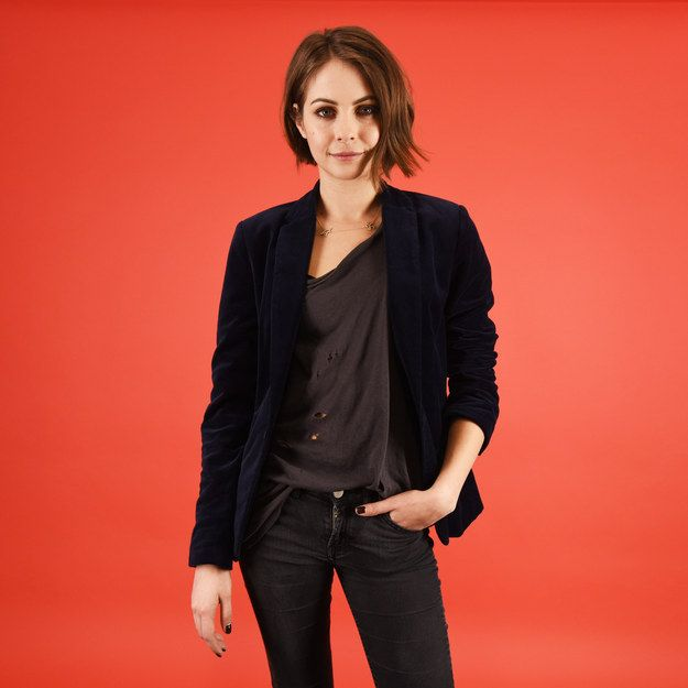 Willa Holland On TV & Film's Most Badass Women