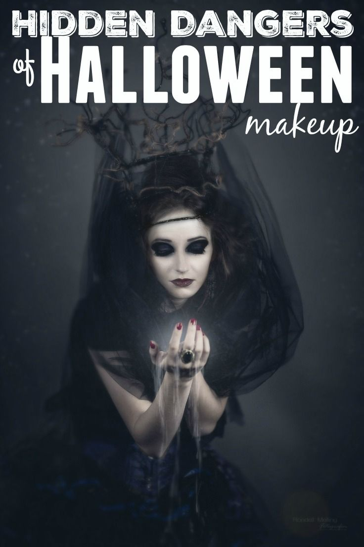 5 Facts About Halloween Makeup That'll Make Your Hair Stand On End #FallFun31