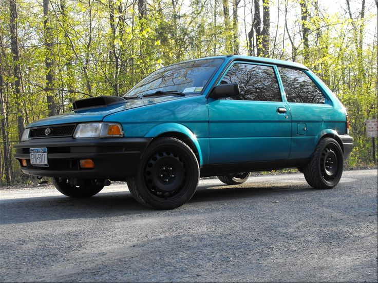 Turbo Subaru Justy