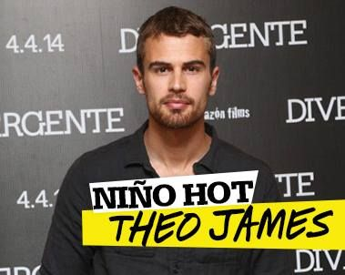 """El viernes se estrena """"Divergente"""" en México y debes ir preparada al cine, porque Theo James se robará tu corazón-> http://www.seventeenenespanol.com/celebridades/gossip/704626/divergente-theo-james-mexico-/"""