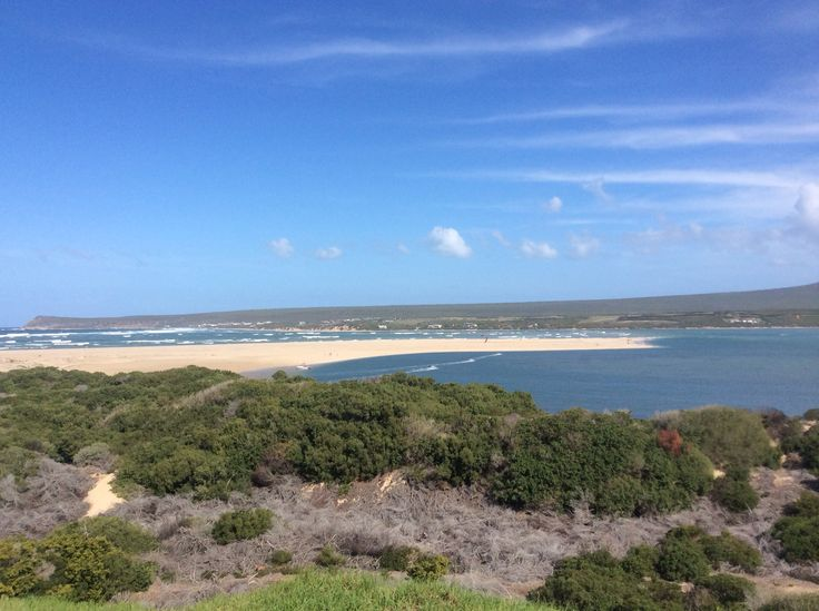 Awesome flat water spot in Witsand