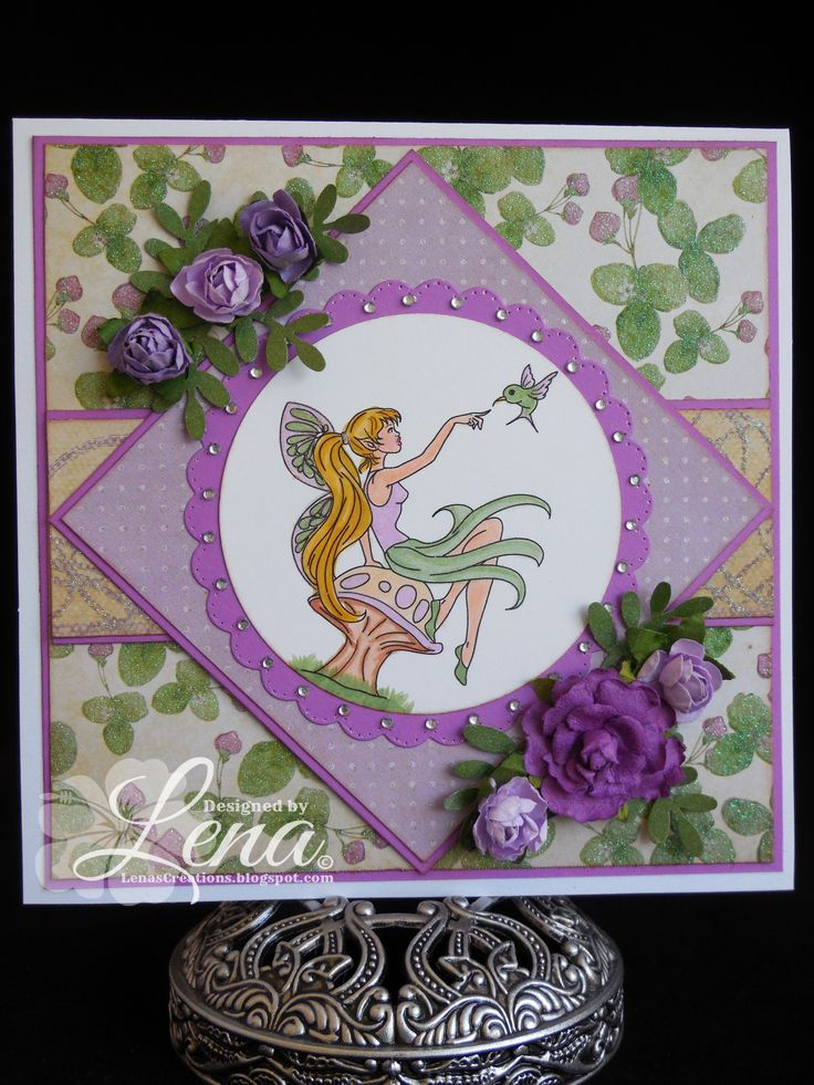 Fairy Iris from Wags 'n Whiskers