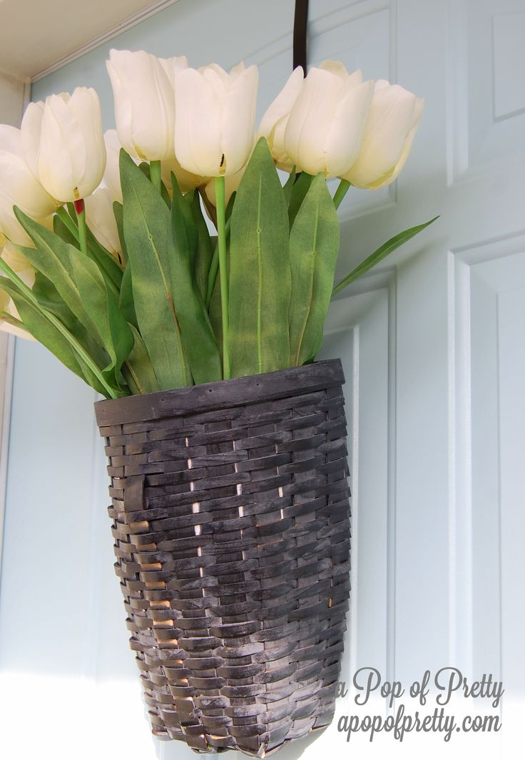 566 Best Images About Easter Spring Wreaths On Pinterest