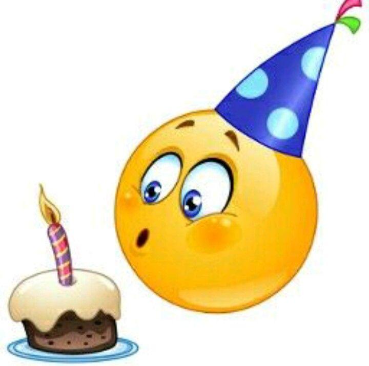 Smiley Geburtstag Emoticon Smiley Emoji Lustige Emoticons