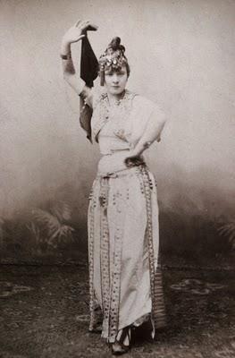 Маскарадный костюм танцовщица казино