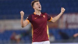 Roma superstar El Shaarawy performs at his best despite losing in a semi-final. Read more here: http://www.soccerbox.com/blog/stephan-el-shaarawy-shows-skill-despite-romas-coppa-italia-semi-final-loss/