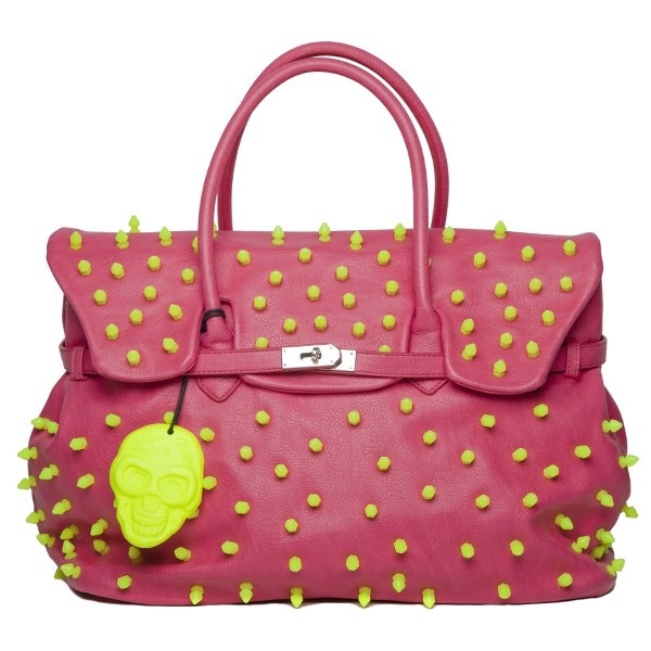Fluo studs for Mia Bag