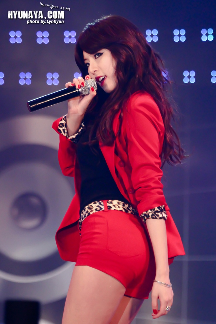 ❤ Hyuna