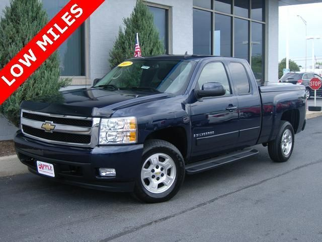2007 chevy silverado 1500 ltz crew cab review
