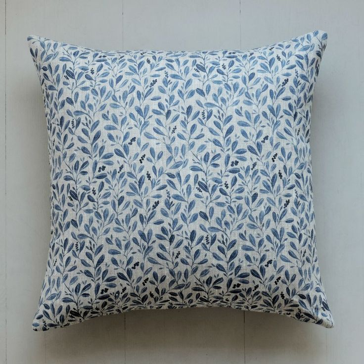 Cushion cover Olivia via Emma von Brömssen. Click on the image to see more!