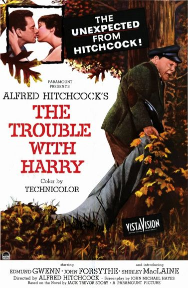 The Trouble With Harry (1955) - John Forsythe, Shirley MacLaine, Edmund Gwenn, Mildred Natwick