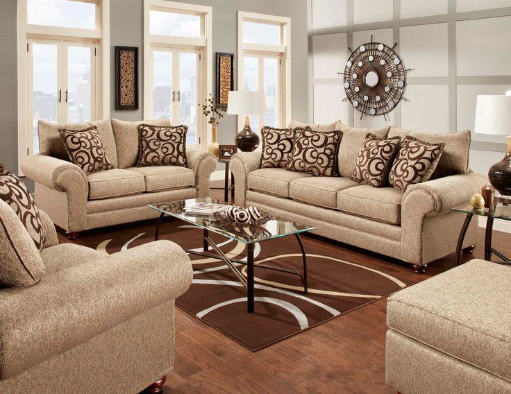 Washington Livingroom Set